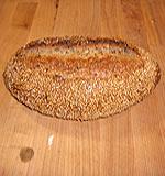 Ψωμί με σησάμι