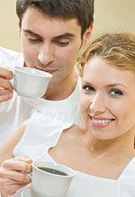 Ο καφές και το τσάι συμβάλλουν στη μείωση του κινδύνου για διαβήτη τύπου 2.