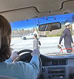 Η επιθετική οδήγηση παρουσιάζει αύξηση