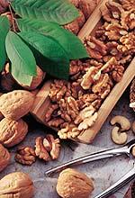 Τα καρύδια είναι εξαιρετικά ωφέλιμα για την καρδία και έχουν αντικαρκινική και αντιδιαβητική δράση.