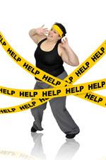 Το στρες μπορεί να προκαλέσει παχυσαρκία.
